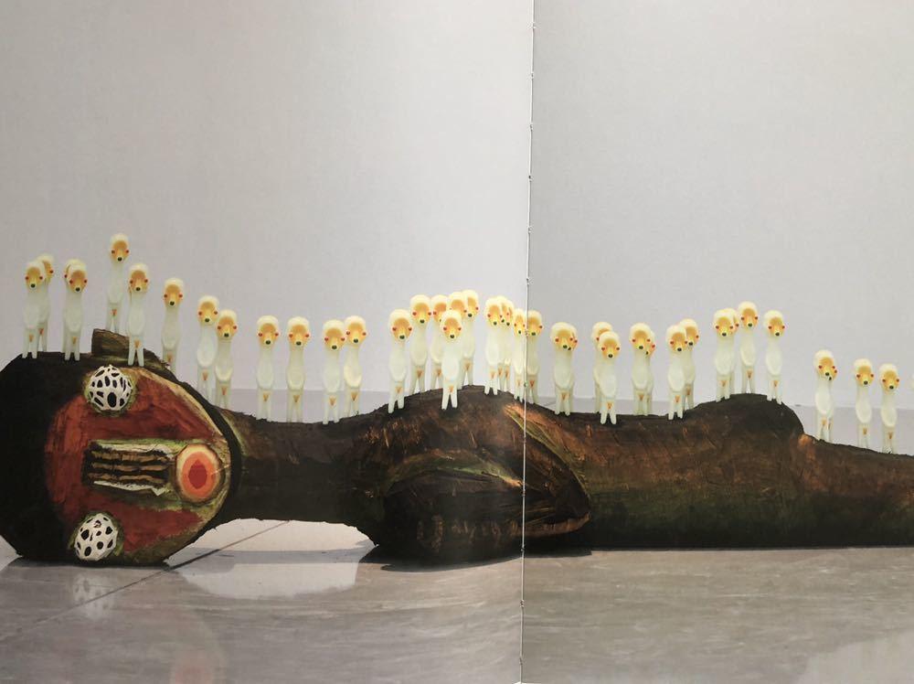 "加藤泉 Izumi Kato ""Soft Vinyl Sculptures""_画像4"