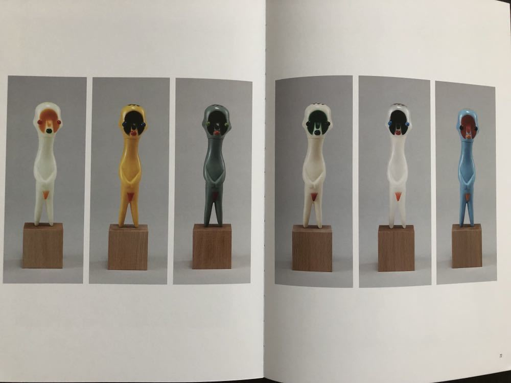 "加藤泉 Izumi Kato ""Soft Vinyl Sculptures""_画像2"