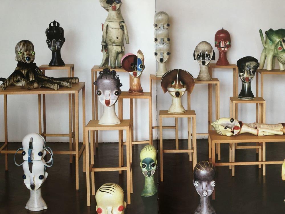 "加藤泉 Izumi Kato ""Soft Vinyl Sculptures""_画像3"