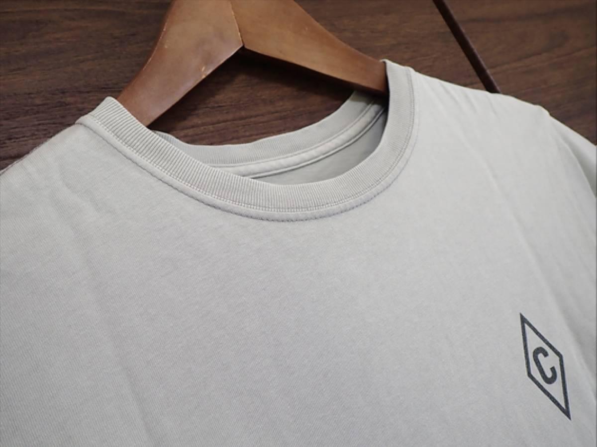 【パタゴニア patagonia】CHOUINARDメンズTシャツsize(XS)オーガニックコットン100%☆ビンテージ品・USA☆_画像4