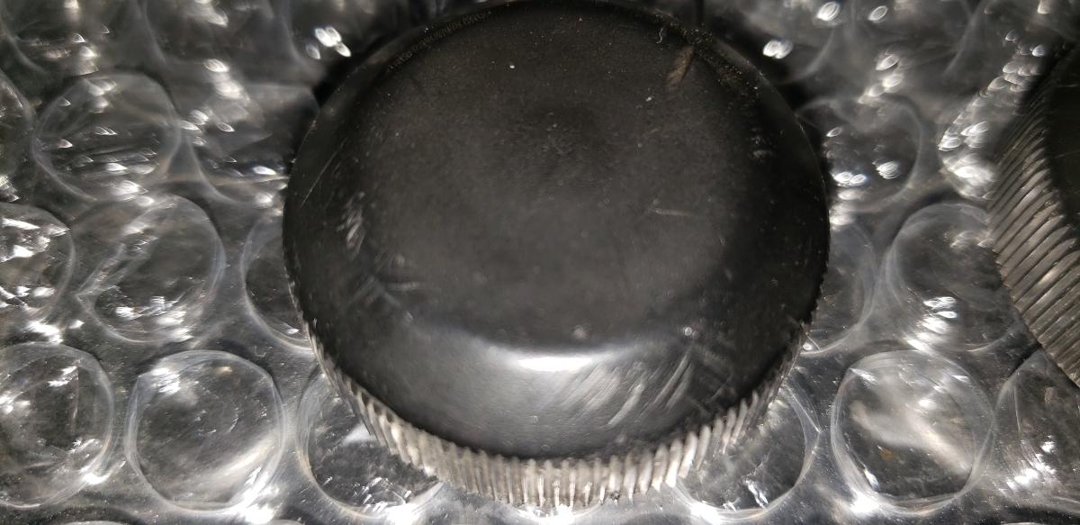 CBR400F純正フロントフォークトップキャップ 1台バラ売り CBX400F GS400 Z400FX CBX550F CB400F Z1 Z2 BEET CB750F 当時物_画像5