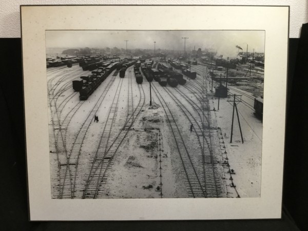ykbd/190605/p140/Y/20★鉄道 パネル 2種類3枚 鳥栖操車場?_大A