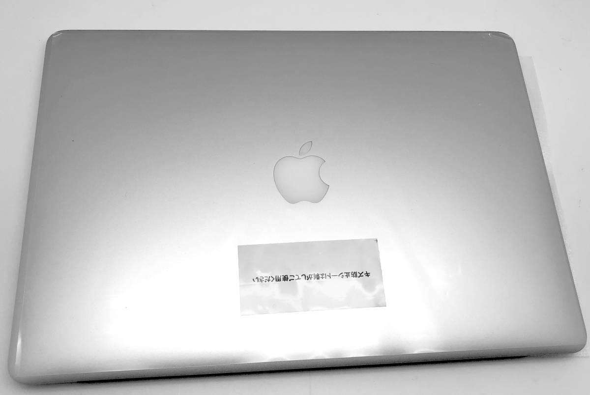 新品同様極上品 Apple Macbook Pro Retina 15 Mid2015 CTO i7 2.8GHz/16GB RAM/1TB AppleSSD/R9 M370X/ US_画像3