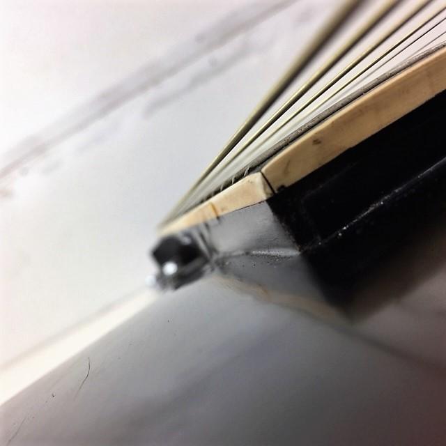 ジャパンビンテージ 1960年代◆Nardan ナルダン No.100 ピックギター◆フルアコ_画像7