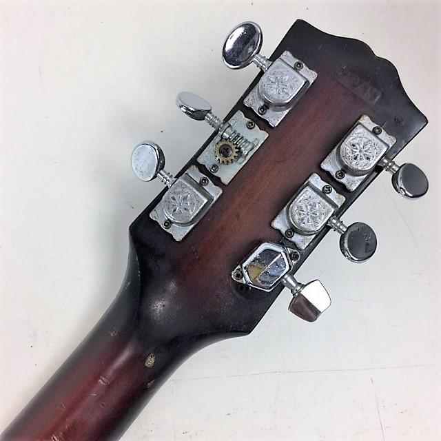 ジャパンビンテージ 1960年代◆Nardan ナルダン No.100 ピックギター◆フルアコ_画像5