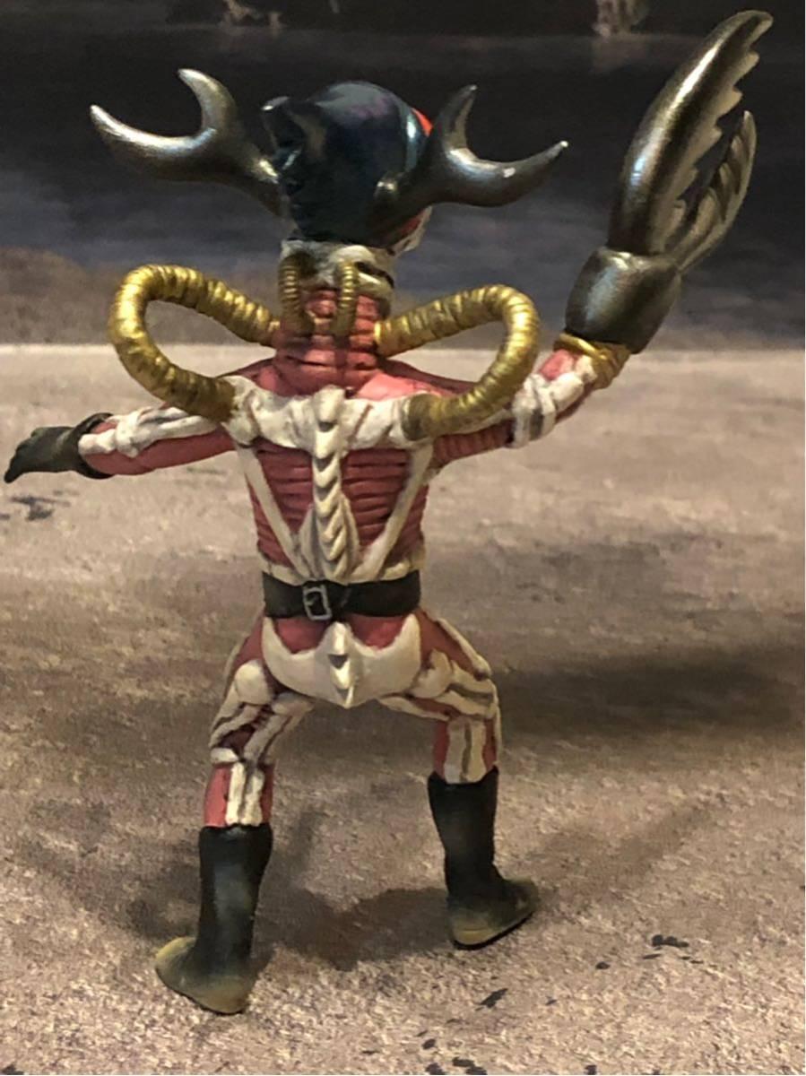HG仮面ライダースカイライダーネオショッカー怪人グランバザーミー☆改造品_画像5