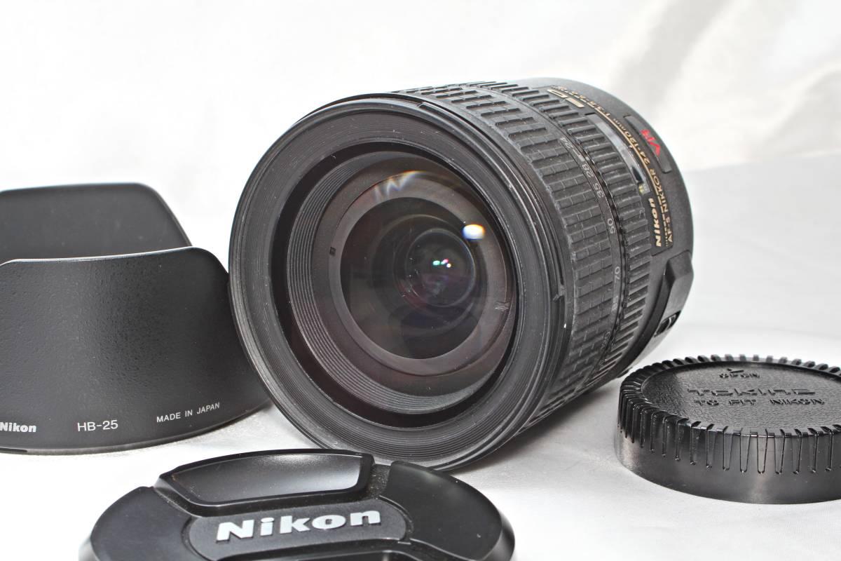 ★【極上美品】Nikon AF-S DX NIKKOR 24-120mm F3.5-5.6 G ED VR ★レンズクリアー ★物撮りから風景まで撮れる 旅先にこの一本_画像3