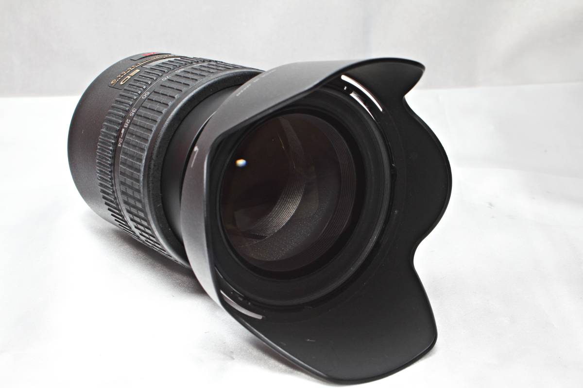 ★【極上美品】Nikon AF-S DX NIKKOR 24-120mm F3.5-5.6 G ED VR ★レンズクリアー ★物撮りから風景まで撮れる 旅先にこの一本_画像9