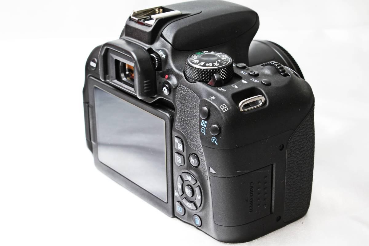 ★【新品級 トリプルレンズセット】Canon EOS Kiss X9i ★手ブレ防止×神レンズ×望遠 EF-S18-55mm STM EF-S55-250mm II EF50mm II _画像3