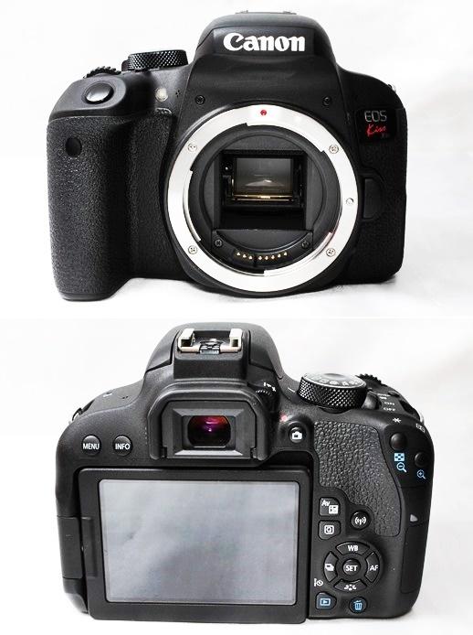 ★【新品級 トリプルレンズセット】Canon EOS Kiss X9i ★手ブレ防止×神レンズ×望遠 EF-S18-55mm STM EF-S55-250mm II EF50mm II _画像4