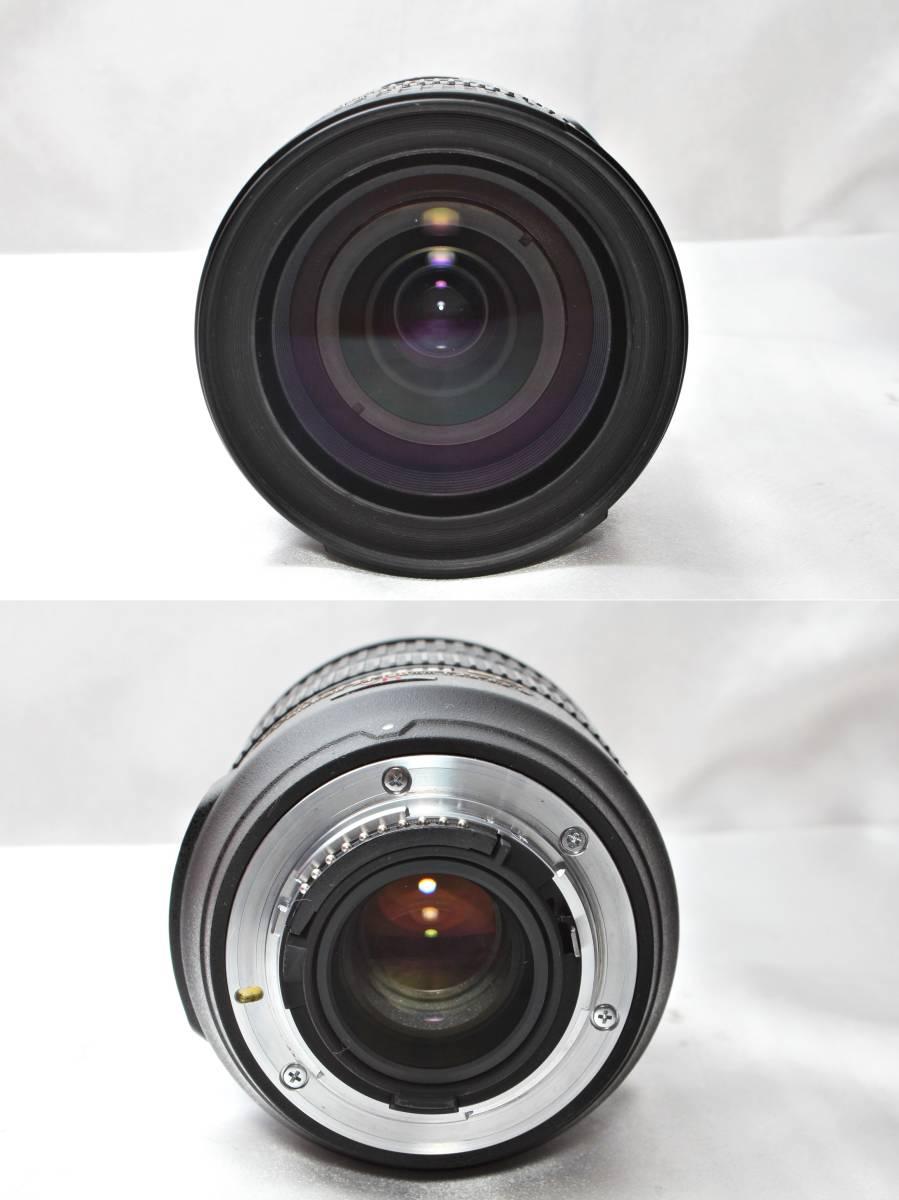 ★【極上美品】Nikon AF-S DX NIKKOR 24-120mm F3.5-5.6 G ED VR ★レンズクリアー ★物撮りから風景まで撮れる 旅先にこの一本_画像5