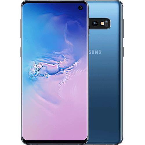 【新品】Samsung/サムスン/Galaxy S10/SC-03L SIMロック解除済/SIM Free/青/プリズムブルー/Prism blue/8GB RAM/128GB MEM 【未使用】