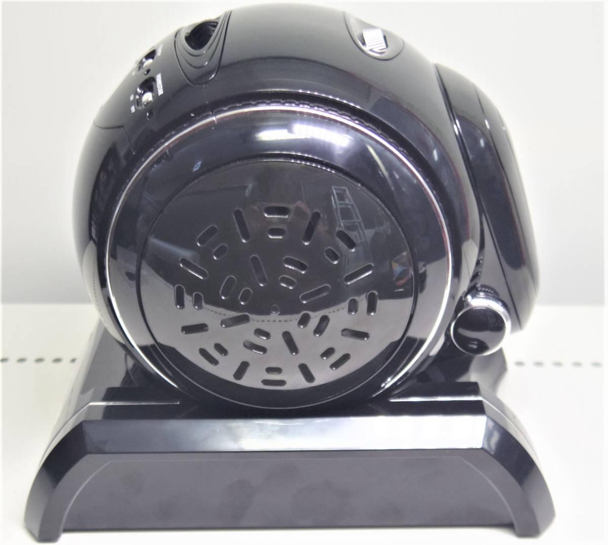 セガトイズ 家庭用プラネタリウム HOMESTAR ホームスター アースシアター ブラック _画像10