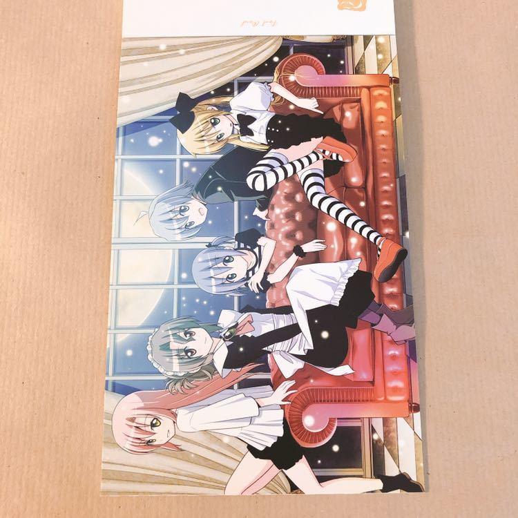 ☆100円~☆ハヤテのごとく!/ポストカードブック+ポストカード1枚_画像5