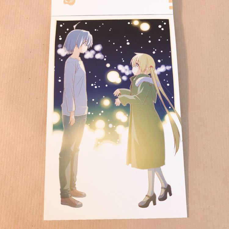 ☆100円~☆ハヤテのごとく!/ポストカードブック+ポストカード1枚_画像6