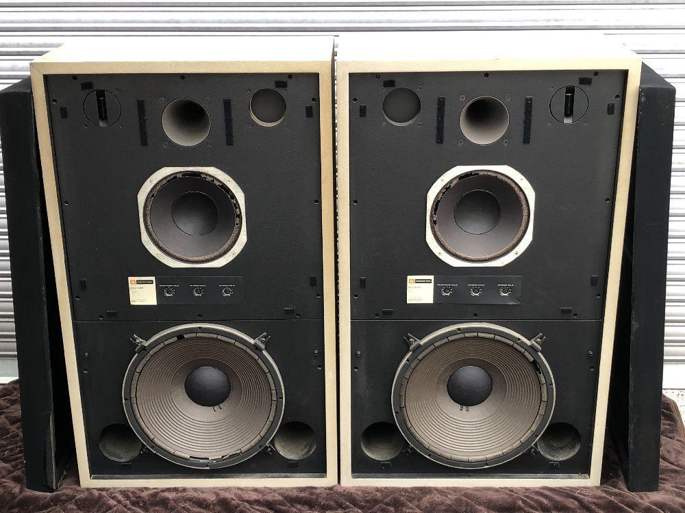 ■□ 名機 JBL 4343B Professional Series スタジオ モニター / スピーカー ペア オーディオ 音響 □■