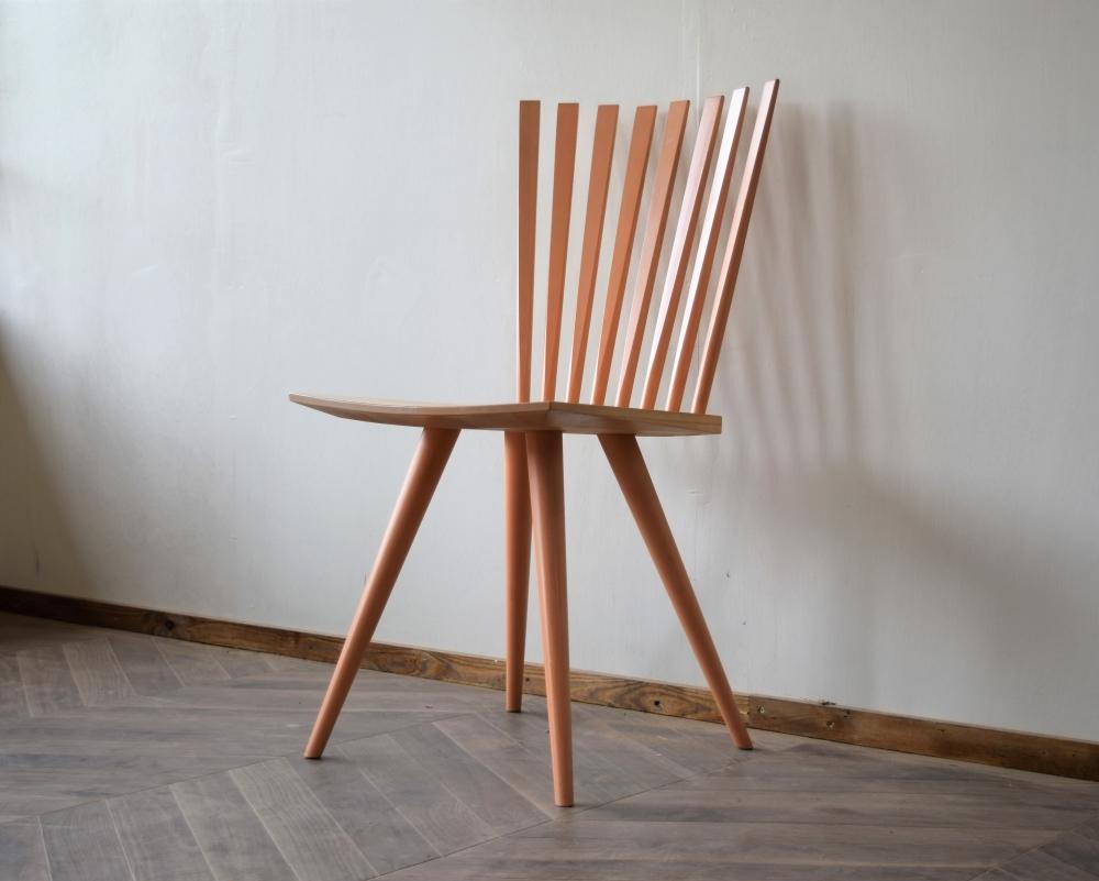 Fredericia MIKADO ミカドチェア/3 ecru beige デンマーク 椅子 ダイニングチェア 天然木 フレデリシア 北欧_画像1