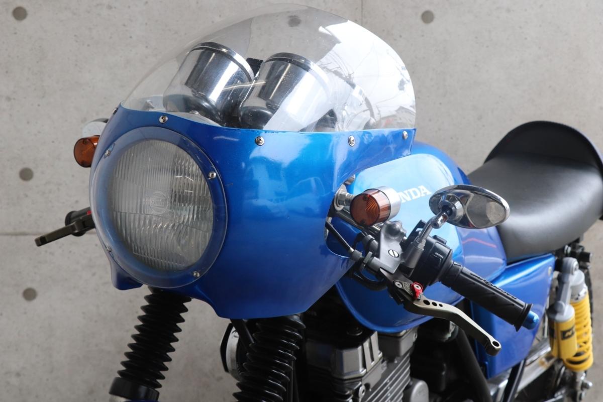 横浜~ HONDA GB250 クラブマン 1989モデル L型 旧車 カフェレーサー 綺麗 好調_画像9