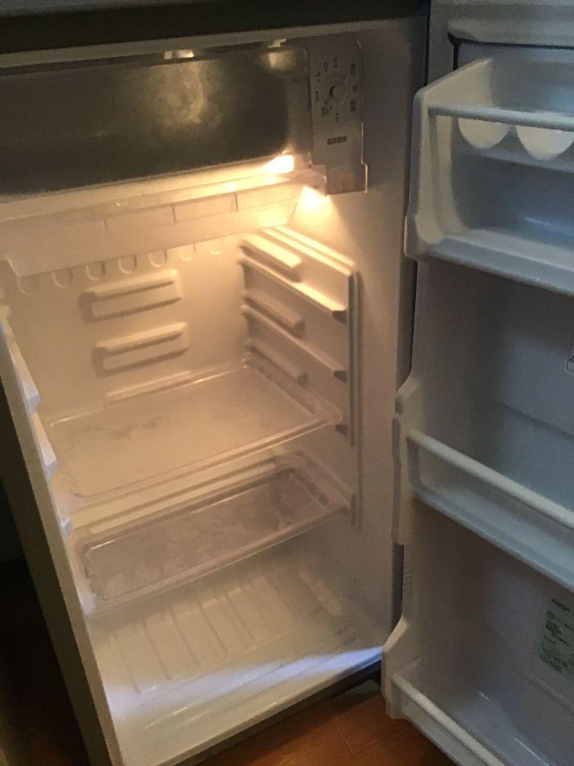 75リットル 小型冷蔵庫AQUA_画像2