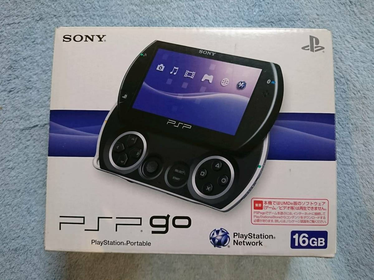 PSP go ピアノブラック
