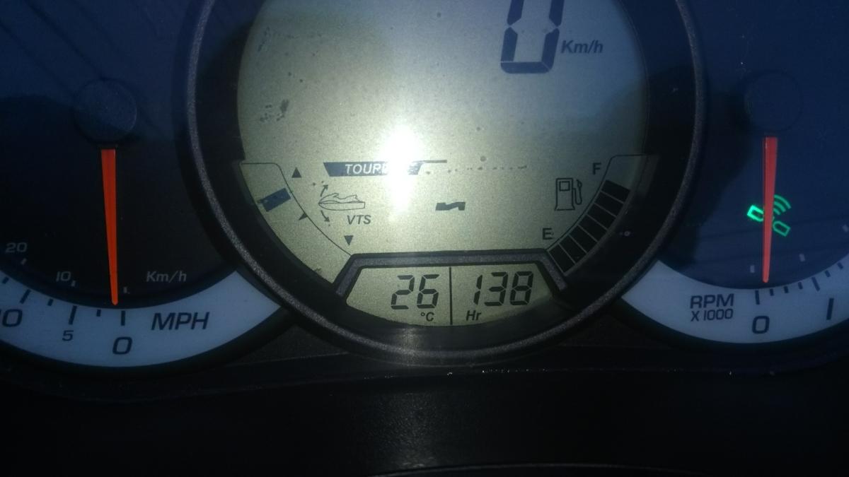 2011 SEA-DOO GTX IS260サスペンション付!岐阜県出品! _画像4