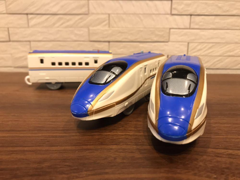 プラレール E7系新幹線かがやき _画像8