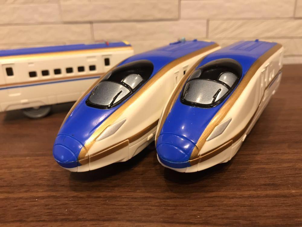 プラレール E7系新幹線かがやき