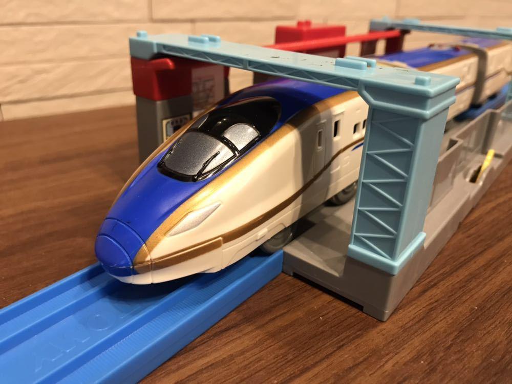 プラレール E7系新幹線かがやき _画像6