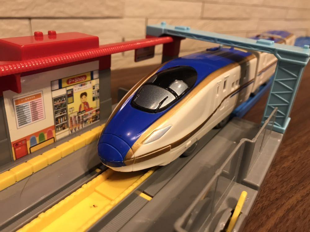 プラレール E7系新幹線かがやき _画像4