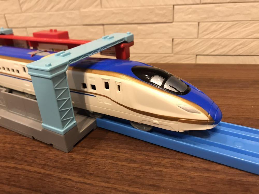 プラレール E7系新幹線かがやき _画像7