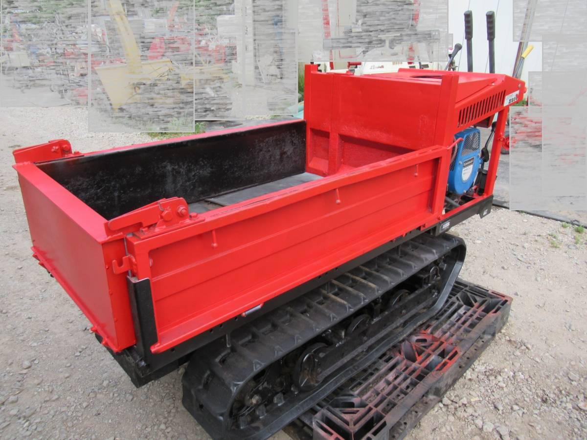 クローラ運搬車 クロスターンX210 ダンプ/リフト 実動品 長野市_画像4