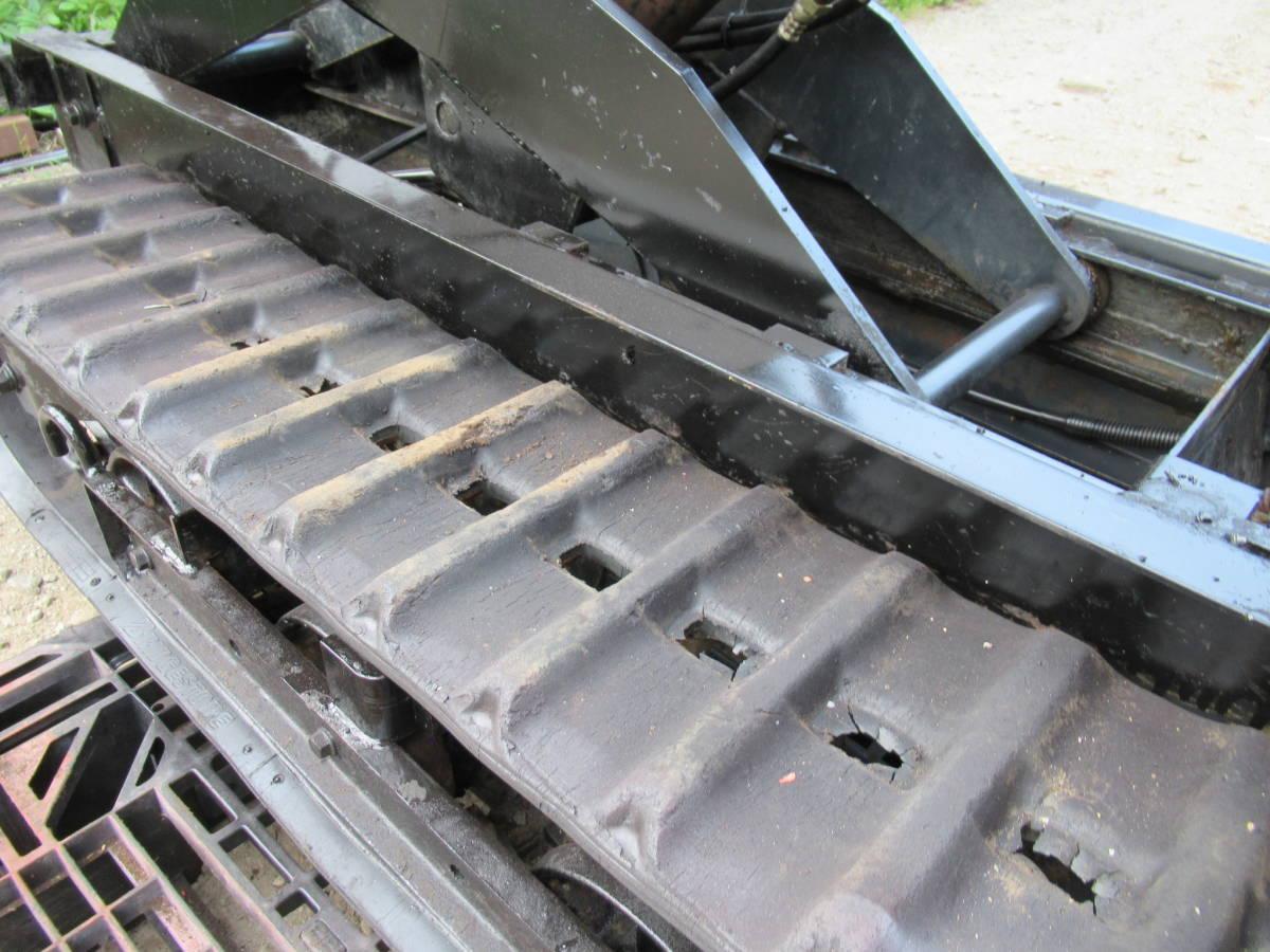 クローラ運搬車 クロスターンX210 ダンプ/リフト 実動品 長野市_画像5