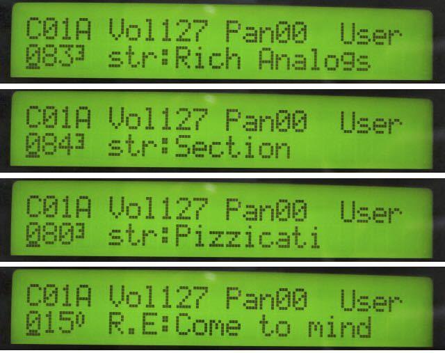 E-MU midi音源モジュール PROTEUS 2000 動作品 PCM音源の名機 プロテウス サウンドモジュール_画像8