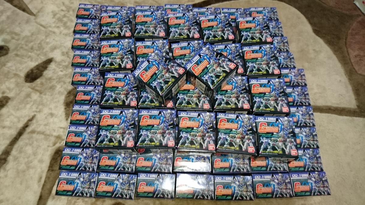 ガンダムコレクション 機動戦士ガンダム00 シークレット込みフルカラー14種類他、92体セット