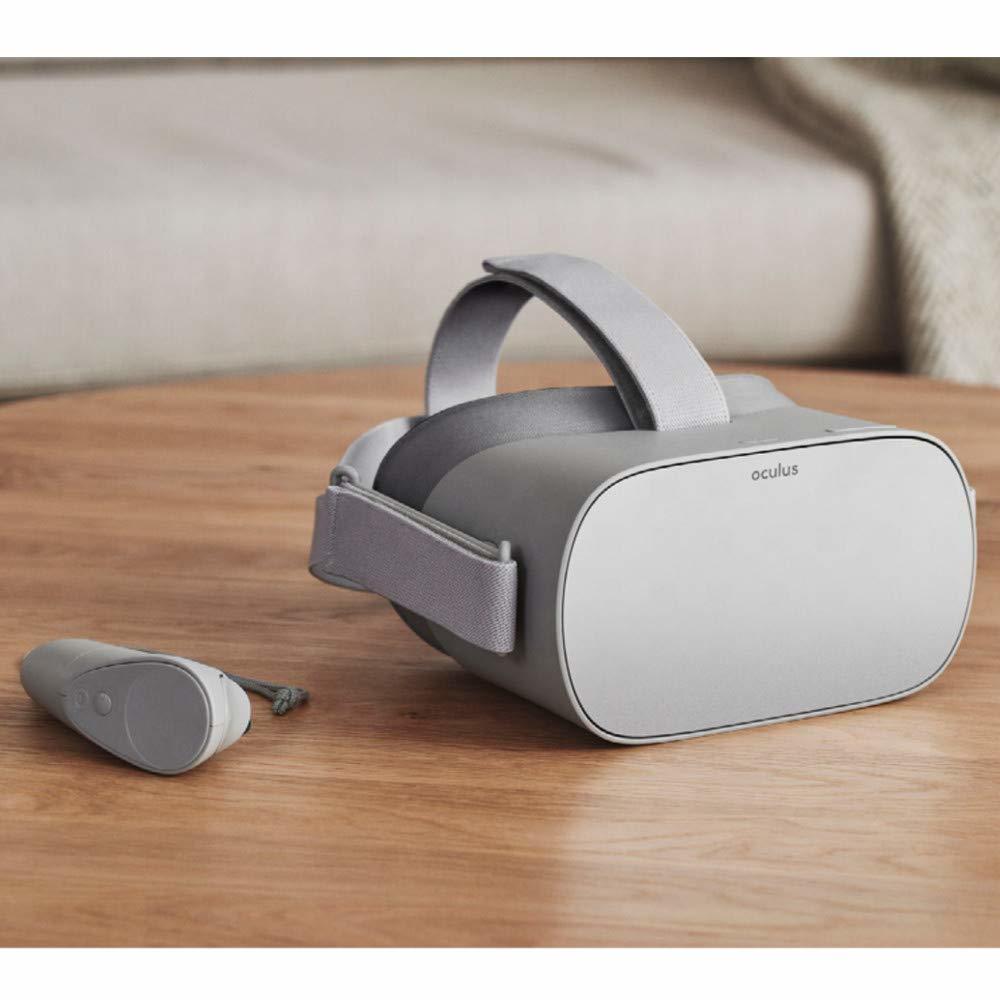 【中古・美品】 VRモニタ Oculus GO オキュラス 32GB + フィットパーツ + ケース_画像5