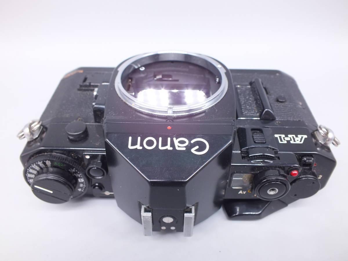 CANON キヤノン/一眼レフカメラ A-1/MF フィルムカメラ/ボディのみ/動作品/管C0640_画像2