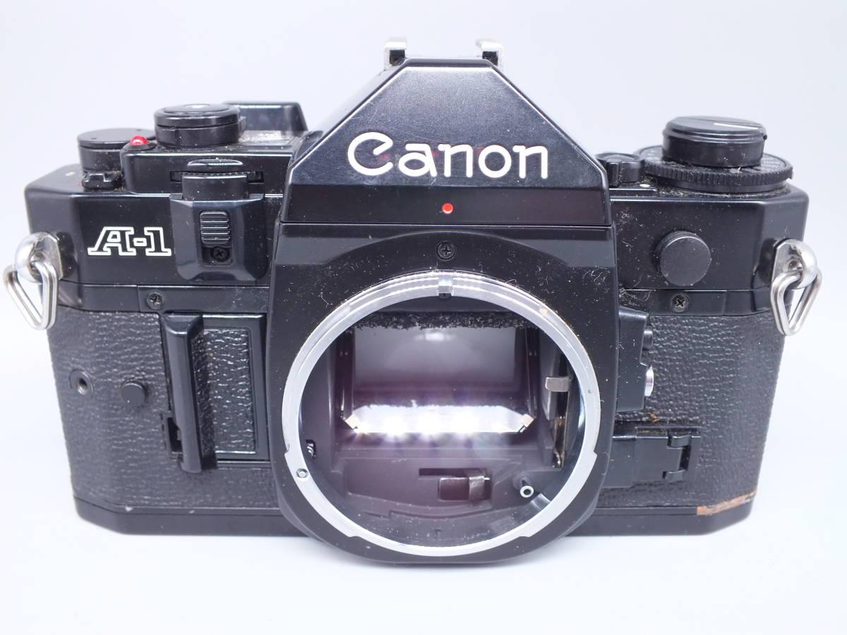 CANON キヤノン/一眼レフカメラ A-1/MF フィルムカメラ/ボディのみ/動作品/管C0640