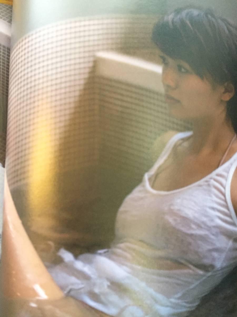 モデル、女優、人妻母親、長身、榮倉奈々ラスト帯付き写真集です。直筆サイン入り。_画像8