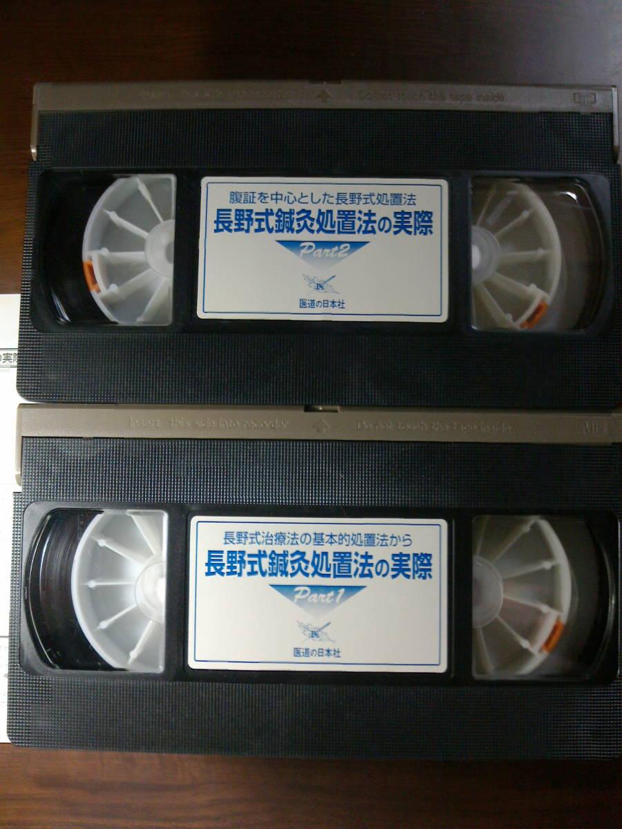 VHSビデオ本体。
