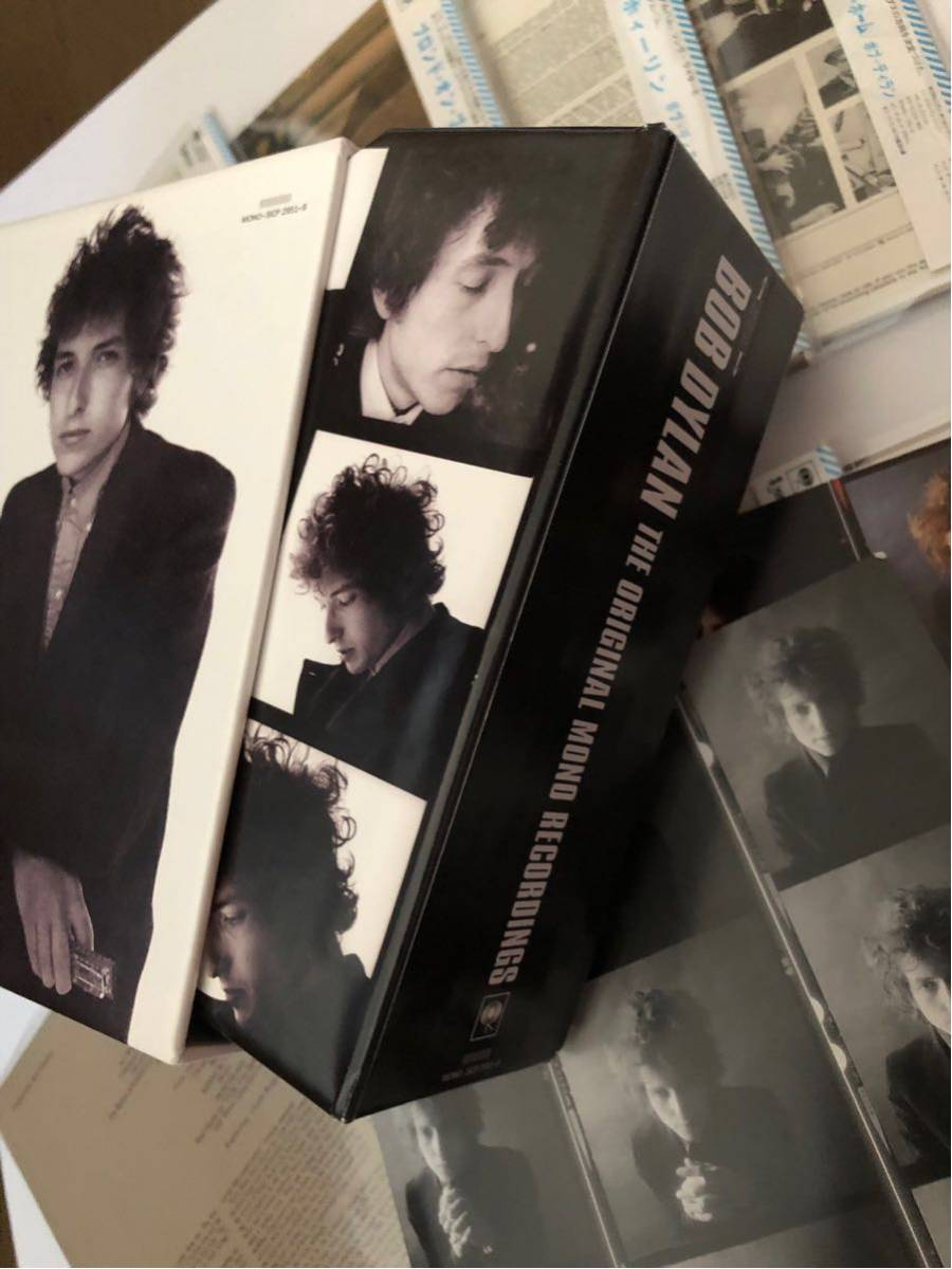 BOB DYLAN MONO BOX 9CD 国内 紙ジャケ キャップ帯付き 解説 日本語ブックレット_画像5