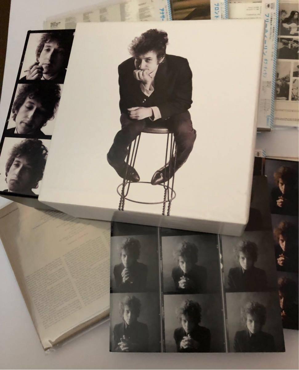 BOB DYLAN MONO BOX 9CD 国内 紙ジャケ キャップ帯付き 解説 日本語ブックレット_画像2