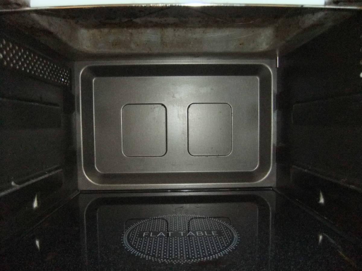 D4J伍◆【中古品】Panasonic オーブンレンジ NE-C235-W 2012年 本体のみ_画像7