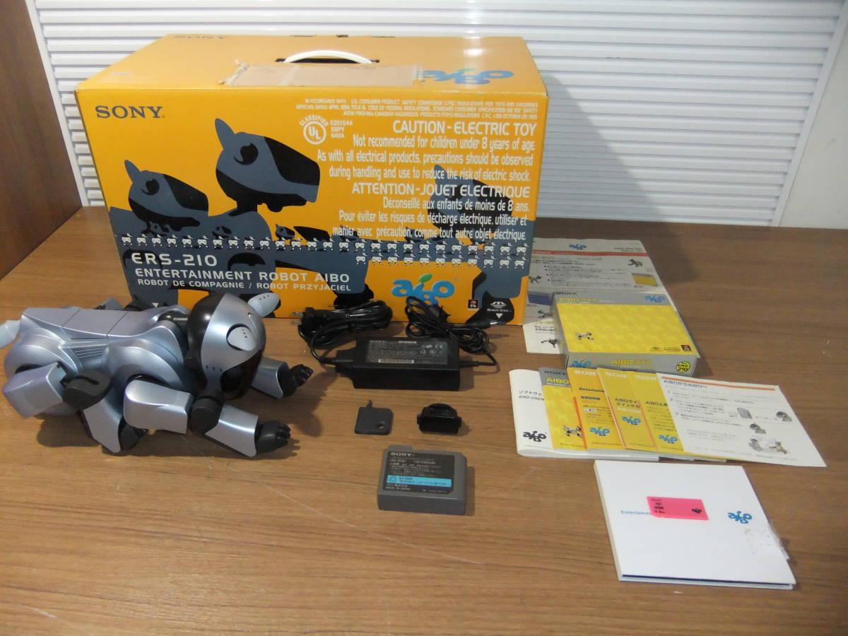E5E肆◆【ジャンク品】SONY AIBO ERS-210