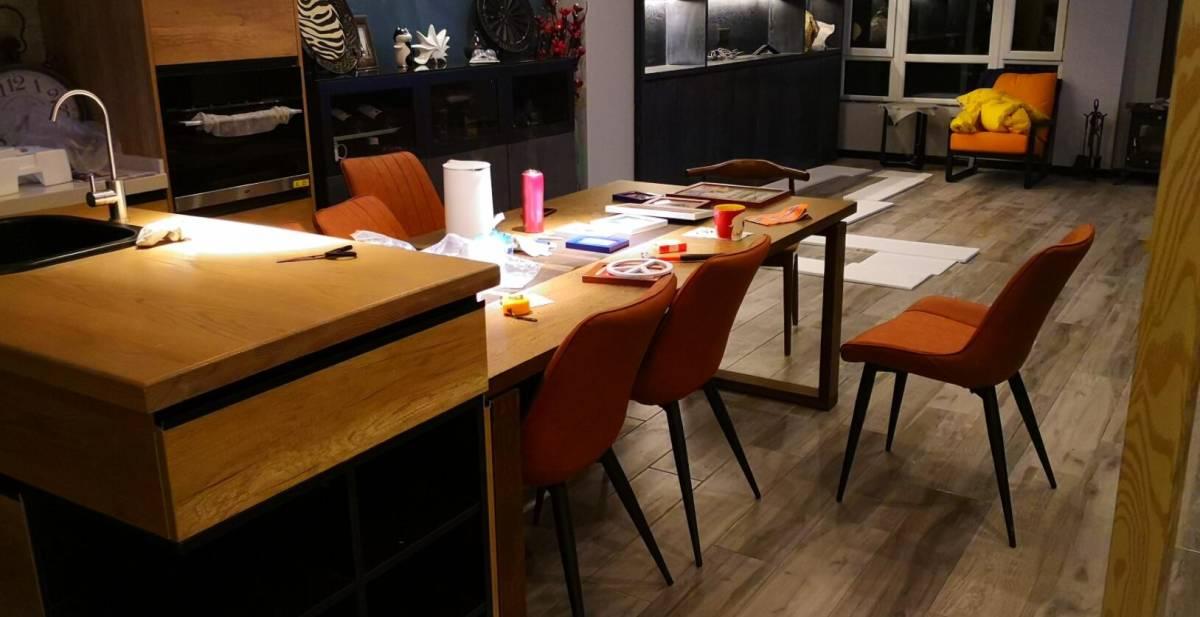 豪華な意匠 希少 最高サイドテーブル高品質コーヒーテーブル リビング北欧家具 1-5色選択  _画像2