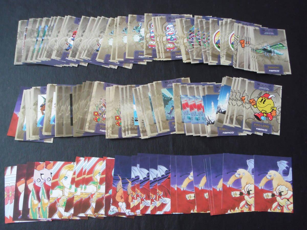 SEGAゲームトレーディングカード大量ナムコ新品ソウルキャリバー鉄拳バンダイ貴重ストIIカプコン ワルキューレまとめてバーチャファイター_画像10