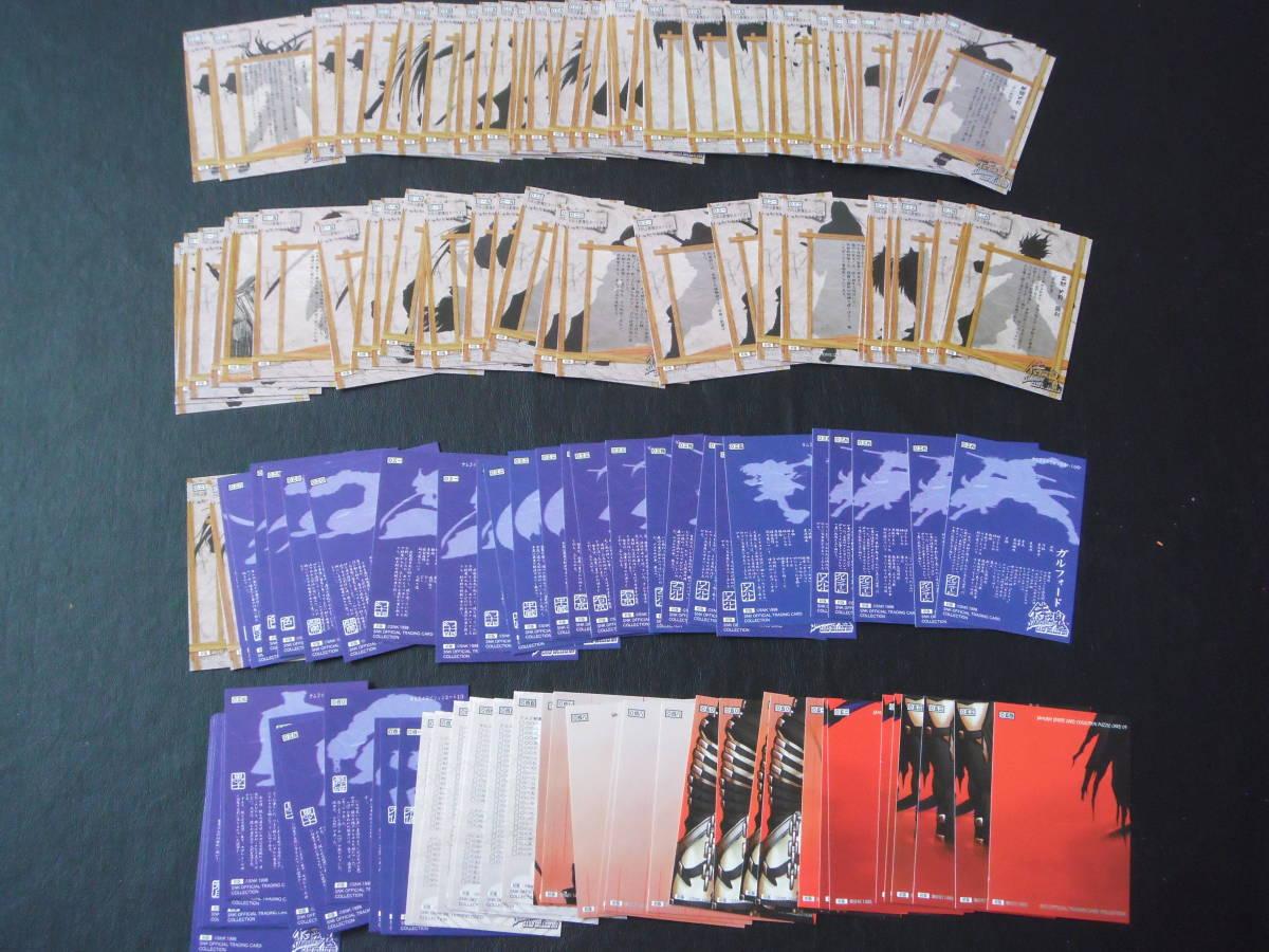 SEGAゲームトレーディングカード大量ナムコ新品ソウルキャリバー鉄拳バンダイ貴重ストIIカプコン ワルキューレまとめてバーチャファイター_画像3