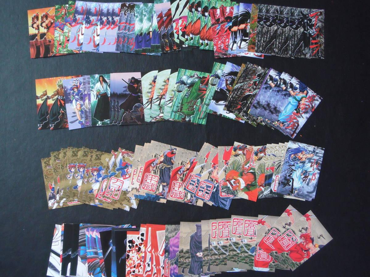 SEGAゲームトレーディングカード大量ナムコ新品ソウルキャリバー鉄拳バンダイ貴重ストIIカプコン ワルキューレまとめてバーチャファイター_画像2