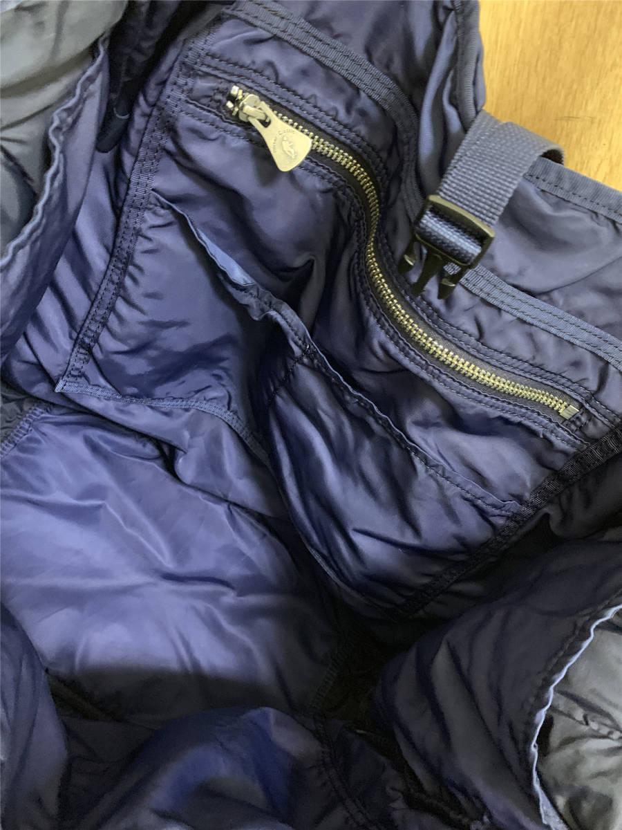 ●定価42,660●新品同様●Porter Classic ポータークラシック トートバッグ スーパーナイロン TOTE BAG SUPER NYLON Porter Classic015-265_画像9