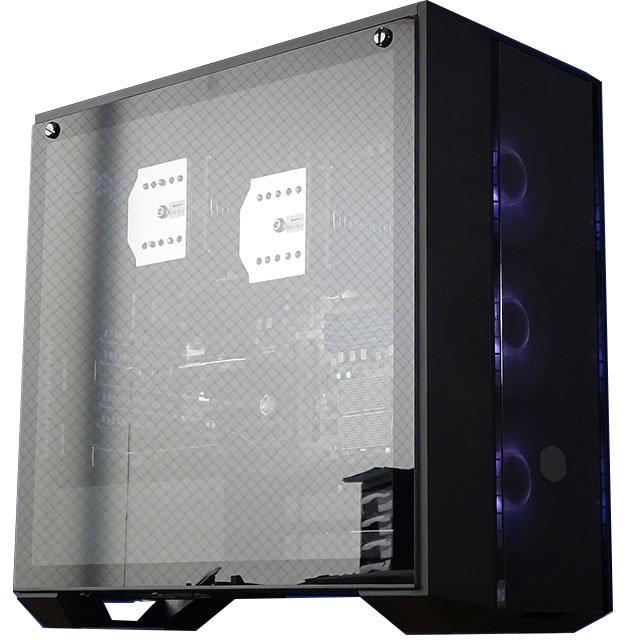 # most Mugen . special price composition M.2 480GB/1000W GOLD/48 core 96T dual XEON Platinum installing workstation ECC32GB/HDD4TB 5048cb