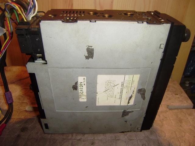 アルパイン カセットデッキ 7280J 動きました、が古い物ですのでメンテは必須です。_画像4